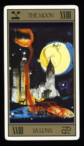 from the tarot deck of Salvador Dali